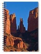 0638 Sedona Arizona Spiral Notebook