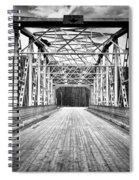 0648 Bow River Bridge Spiral Notebook