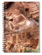 0681 Palatki Ruins Spiral Notebook