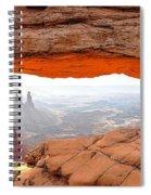 0708 Mesa Arch Spiral Notebook