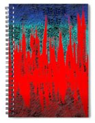 0738 Abstract Thought Spiral Notebook