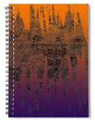 0740 Abstract Thought Spiral Notebook