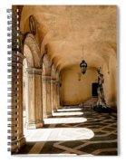 0758 Doge Palace - Venice Italy Spiral Notebook
