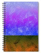 0770 Abstract Thought Spiral Notebook