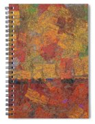0774 Abstract Thought Spiral Notebook