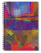 0781 Abstract Thought Spiral Notebook