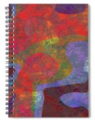 0782 Abstract Thought Spiral Notebook