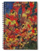 0808 Abstract Thought Spiral Notebook