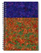 0834 Abstract Thought Spiral Notebook
