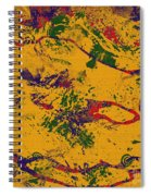 0859 Abstract Thought Spiral Notebook