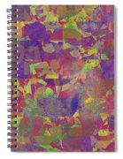 0866 Abstract Thought Spiral Notebook