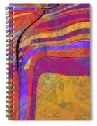 0871 Abstract Thought Spiral Notebook