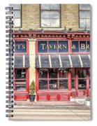 0875 Emmett's Tavern And Brewing Company Spiral Notebook