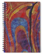 0880 Abstract Thought Spiral Notebook