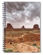 0883 Monument Valley Spiral Notebook