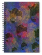 0885 Abstract Thought Spiral Notebook