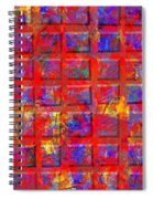 0890 Abstract Thought Spiral Notebook