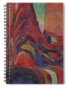 0910 Abstract Thought Spiral Notebook