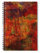 0911 Abstract Thought Spiral Notebook
