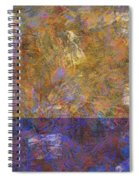 0913 Abstract Thought Spiral Notebook