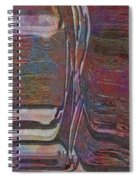 0922 Abstract Thought Spiral Notebook