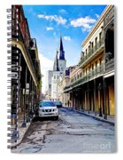 0928 St. Louis Cathedral - New Orleans Spiral Notebook