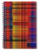 0942 Abstract Thought Spiral Notebook