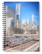 0945 Chicago Spiral Notebook