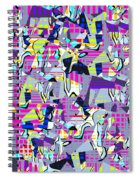 0978 Abstract Thought Spiral Notebook