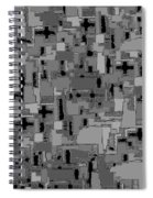 0992 Abstract Thought Spiral Notebook