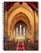 St Giles Shipbourne Spiral Notebook