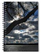 003 Grand Island Bridge Series Spiral Notebook