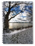 008 Grand Island Bridge Series Spiral Notebook
