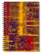 0161 Abstract Thought Spiral Notebook