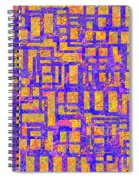 0194 Abstract Thought Spiral Notebook