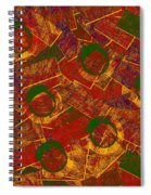 0255 Abstract Thought Spiral Notebook