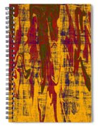 0280 Abstract Thought Spiral Notebook