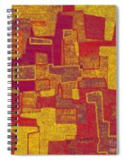 0296 Abstract Thought Spiral Notebook