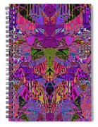 0317 Abstract Thought Spiral Notebook