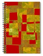 0393 Abstract Thought Spiral Notebook