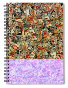 0415 Abstract Thought Spiral Notebook