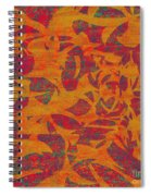 0450 Abstract Thought Spiral Notebook
