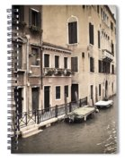 0502 Venice Italy Spiral Notebook