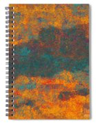 0510 Abstract Thought Spiral Notebook
