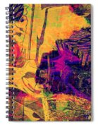 0548 Abstract Thought Spiral Notebook