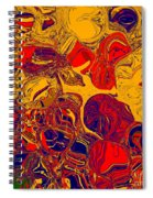 0576 Abstract Thought Spiral Notebook