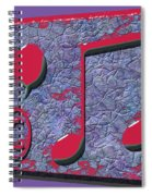 1309 Abstract Thought Spiral Notebook