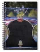 1930 Bugatti Type 50 Drop Head Coup Spiral Notebook