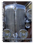 1933 Chrysler Imperial - Cl Phaeton Spiral Notebook