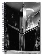 1940s Ford Grill Spiral Notebook